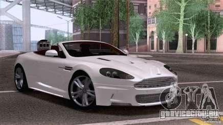 Aston Martin DBS Volante 2009 для GTA San Andreas