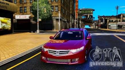 Honda Accord Tuning by Type-S для GTA 4