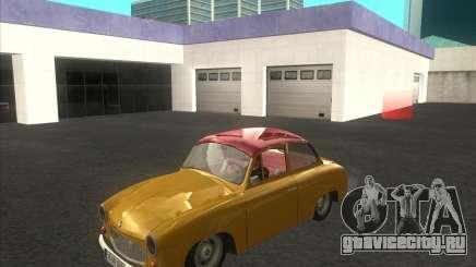Syrena 104 для GTA San Andreas