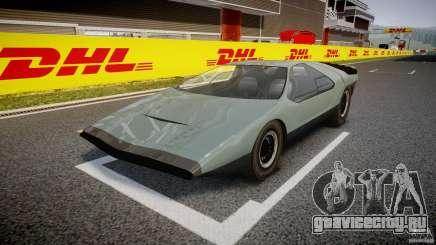 Alfa Romeo Carabo для GTA 4