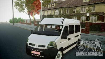 Renault Master для GTA 4