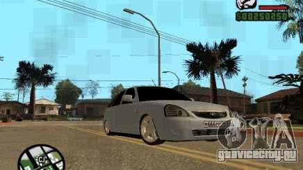 ВАЗ 2172 для GTA San Andreas