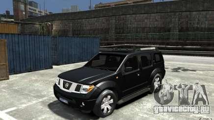 Nissan Pathfinder 2006 для GTA 4