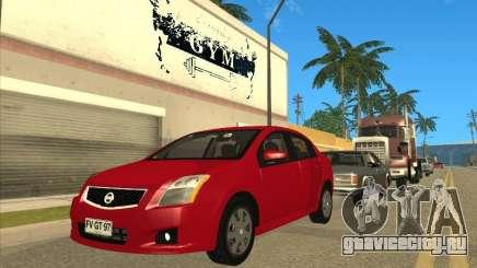 Nissan Sentra 2012 для GTA San Andreas