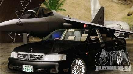 Nissan Laurel GC35 Kouki Unmarked Police Car для GTA San Andreas