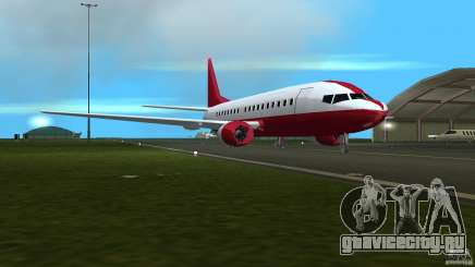 Boeing 737 для GTA Vice City