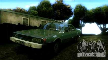 Такси из dri3r для GTA San Andreas