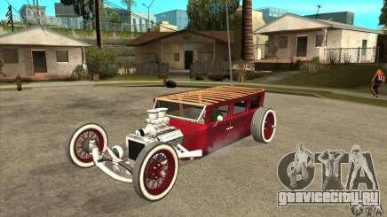 HotRod sedan 1920s no extra для GTA San Andreas