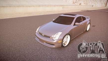 Infiniti G35 v1.0 для GTA 4