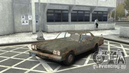 Dodge Monaco 1974 Rusty для GTA 4