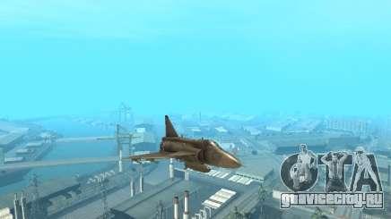 Saab JA-37 Viggen для GTA San Andreas