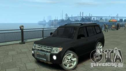 Mitsubishi Pajero для GTA 4