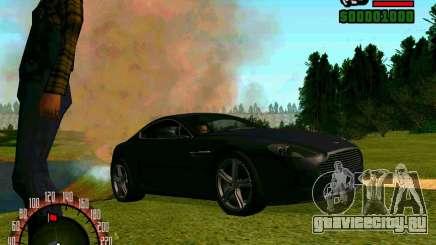 Aston Martin V8 Vantage N400 для GTA San Andreas