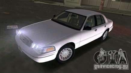 Ford Crown Victoria для GTA Vice City