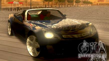 Opel GT 2007 для GTA San Andreas