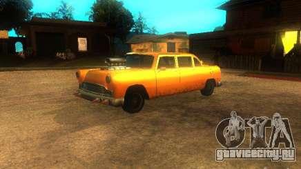Crazy CABBIE для GTA San Andreas