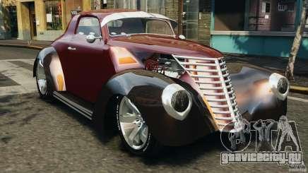 Walter Street Rod Custom Coupe для GTA 4