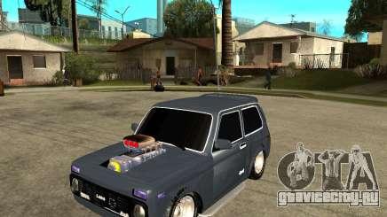 NIVA Mustang для GTA San Andreas