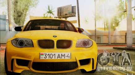 BMW 1M Coupe для GTA San Andreas