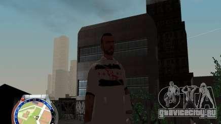 CM PUNK 2011 attaer для GTA San Andreas