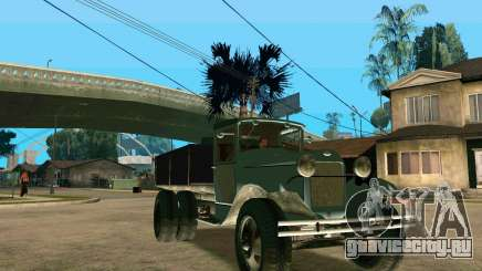 ГАЗ АА для GTA San Andreas