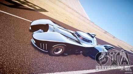 Batmobile v1.0 для GTA 4
