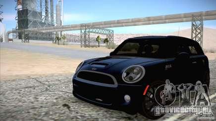 MINI Cooper Clubman JCW 2011 для GTA San Andreas