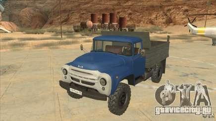 ЗиЛ-ММЗ 4502 Полноприводный для GTA San Andreas