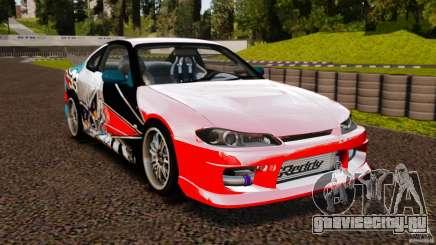 Nissan Silvia S15 Evil Empire для GTA 4