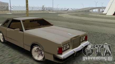 Virgo Continental для GTA San Andreas