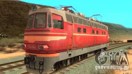Локомотив ChS4-146 для GTA San Andreas