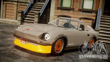 Nissan 260ZX Fairlady Z для GTA 4