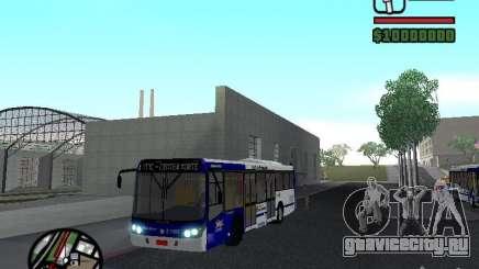 Busscar Urbanuss Ecoss MB 0500U Sambaiba для GTA San Andreas