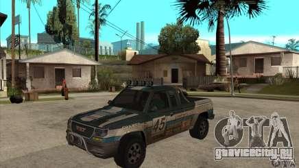 Nevada from FlatOut 2 для GTA San Andreas