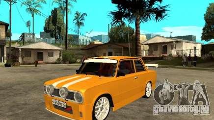 ВАЗ 2101 Globus для GTA San Andreas