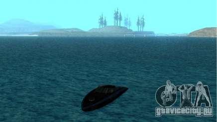 Squalo из Grand Theft Auto IV для GTA San Andreas