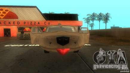 Dumb and Dumber Van для GTA San Andreas