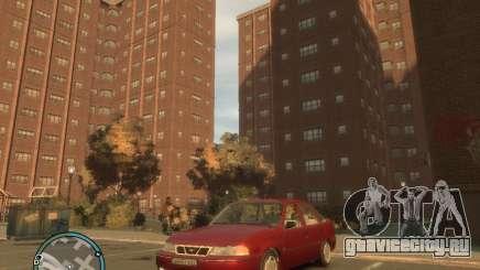 Daewoo Nexia DOHC для GTA 4