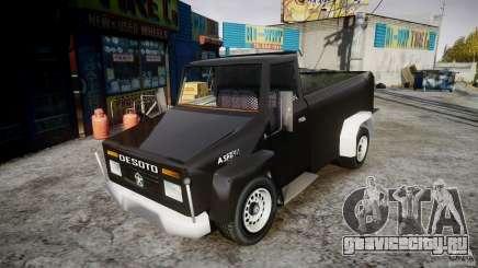 Desoto Ad250 4x4 для GTA 4