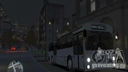 Mercedes-Benz O305 для GTA 4