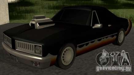 HD Diablo для GTA San Andreas
