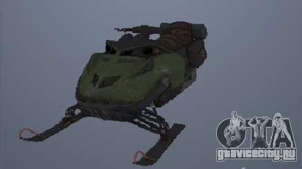 Снегоход для GTA San Andreas