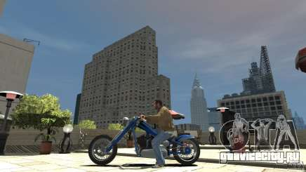 The Lost & Damned Bikes Hexer для GTA 4