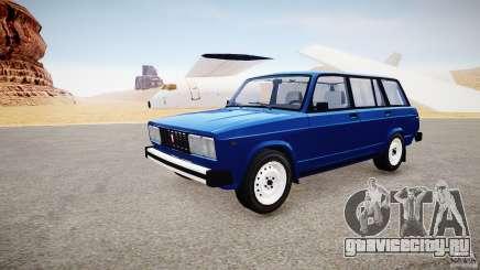 ВАЗ 2104 Final Fix (Без тонировки) для GTA 4