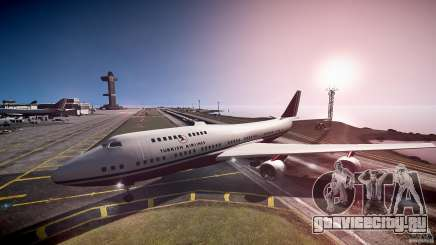 THY Air Plane для GTA 4
