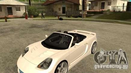 Toyota MRS2 Veilside для GTA San Andreas