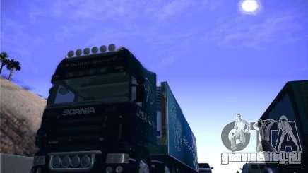 Scania R620 Dubai Trans для GTA San Andreas