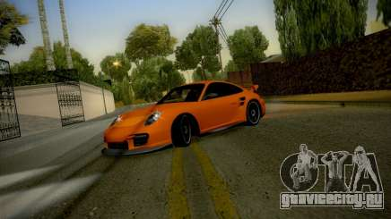 Porsche 997 GT2 для GTA San Andreas