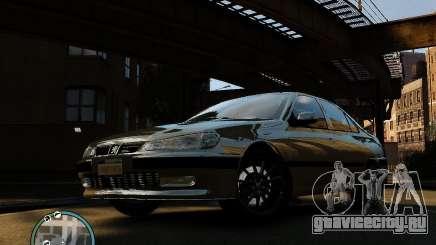 Peugeot 406 для GTA 4