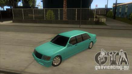 Mercedes-Benz S600 Limo для GTA San Andreas